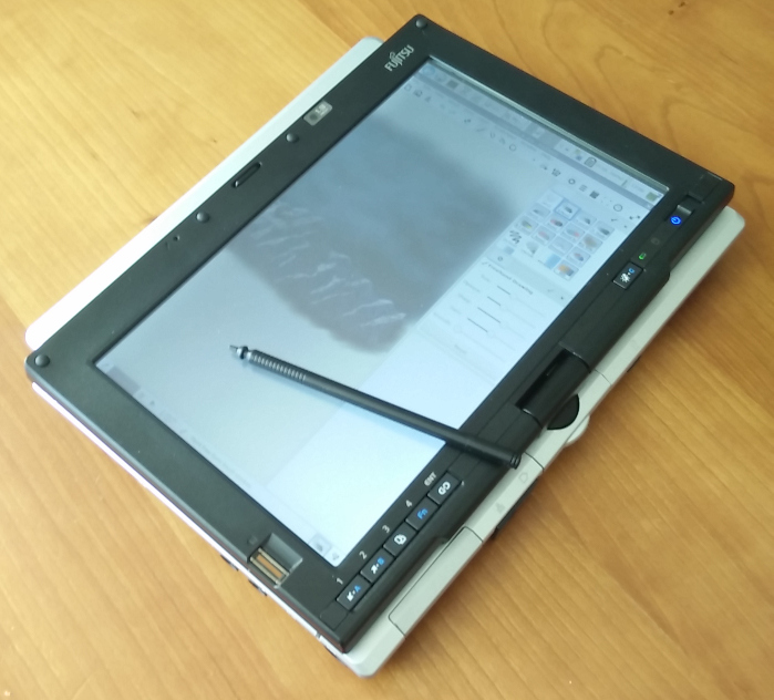 Cool A Lifebook P1630 And Arch Linux Nielssp Dk Download Free Architecture Designs Lukepmadebymaigaardcom